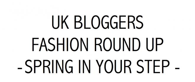 Pretty Big Butterflies x UK bloggers x Fashion round up