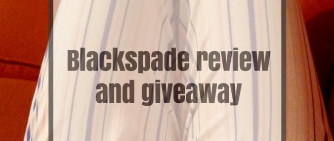 Blackspade review